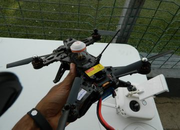 Aerial Flight: Aero Shutter Hopes To Make Drone Racing More Than A Trend In Ghana