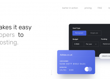 Barter: Creating Virtual Cards For Your Online Spending