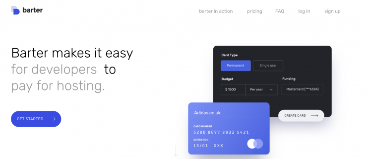 So Beta: Early Impressions Of The Barter Online Platform