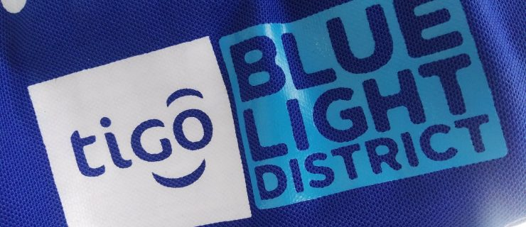 Internet, Gaming and Shopping: Hanging Out At Tigo's Blue Light District