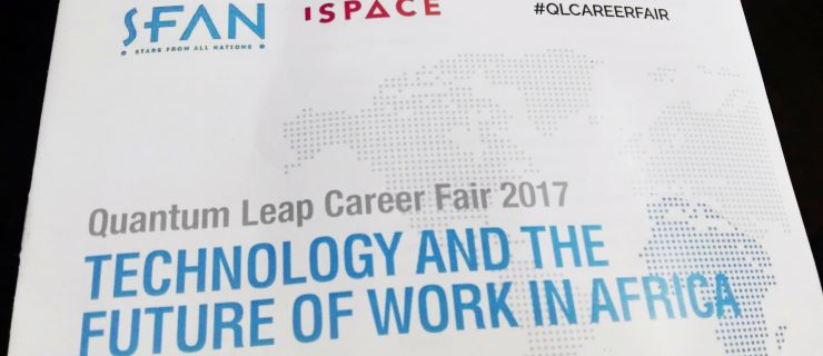 The Robots Are Coming: A Discussion Of The Future Of Work At The Quantum Leap Fair 2017