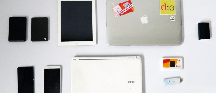 What's In Your Bag: Joseph-Albert Kuuire