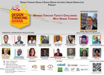 Upcoming Event: Design Thinking Ghana Conference