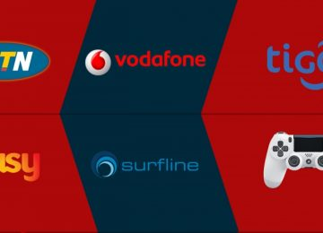 Guest Post: Online Vs Offline Gaming In Ghana – Looking At Data Options