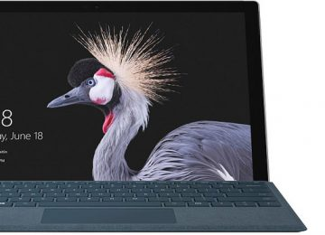 """Microsoft Official Unveils Their New """"Surface Pro"""""""