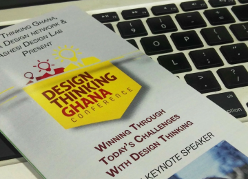 Thinking Outside The Box: Highlights From The Design Thinking Ghana Conference