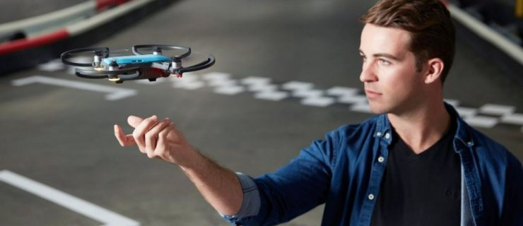 DJI Unveils Their New Mini Drone Called The Spark