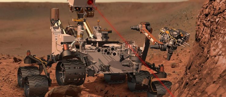 Event: Finding Life On Mars With NASA At The Ghana Planetarium Center