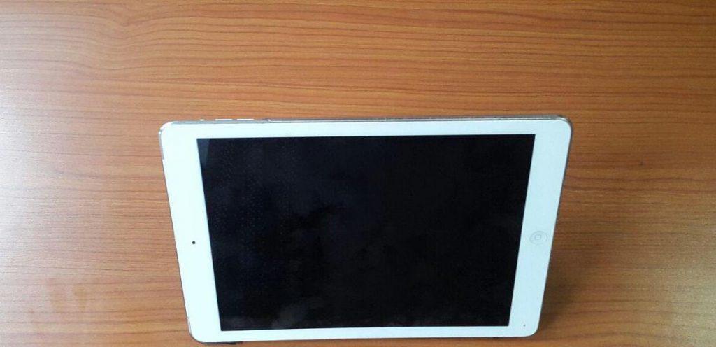 Afia Kwakyewaa Owusu-Nyantakyi's iPad