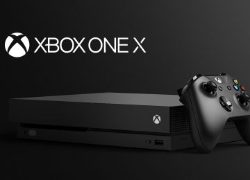 Microsoft Announces Xbox One X At E3 + Tons Of Gaming Titles