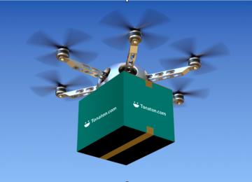 Tonaton Unveils Plan For Drone Delivery Service