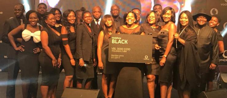 "Vodafone Launches ""Vodafone Black"" Loyalty Program"