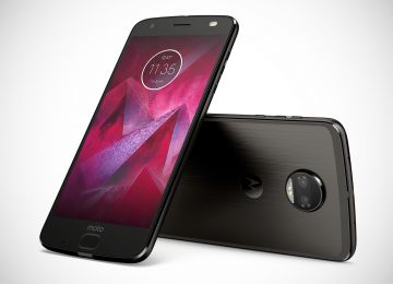 Motorola Unveils The Moto Z2 Force; Ships On August 10th For $720