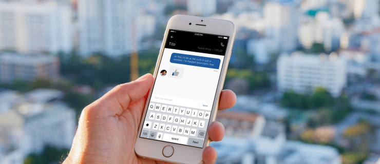 Uber Introduces An In-App Chat Feature For Real Time Messaging