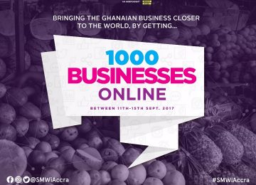 1000 Businesses in Accra Are Coming Online During Social Media Week! #SMWiAccra