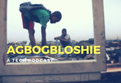 Agbogbloshie – A Tech Podcast: Ep 2 (The 4G Episode)