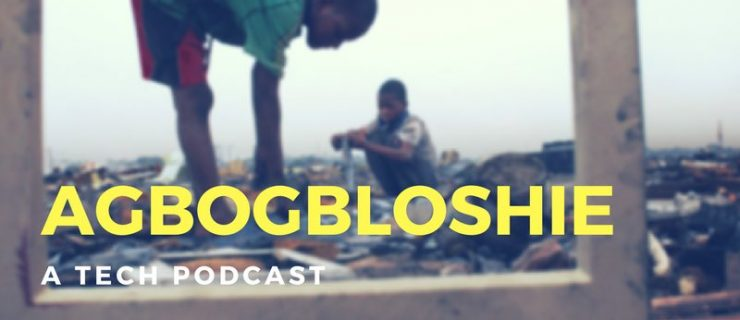 Agbogbloshie – A Tech Podcast: Episode 7: The forLoop Event