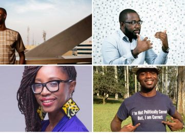 Some Of Ghana's Top Social Media Influencers (Part 1)