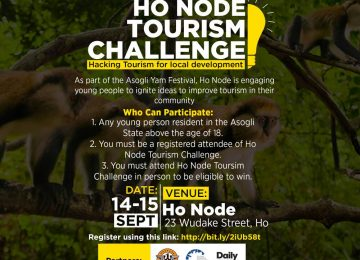 Hacking The Asogli Yam Festival: The Ho Node Tourism Challenge