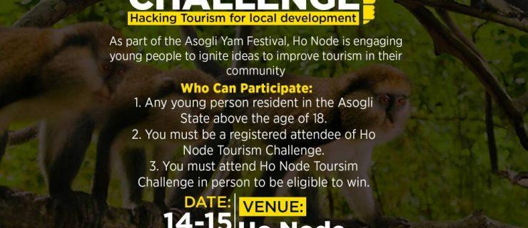 Hacking The Asogli Yam Festival: The Ho Node Tourism Challenge