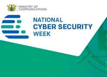 Ministry Of Communication Begins National Cybersecurity Week On  23rd October, 2017