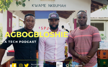 Agbogbloshie – A Tech Podcast: Episode 6 (The Entrepreneur Episode)