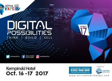 Event: The Africa ICT Expo 2017 Kicks Off On October 16th At Kempinski Hotel