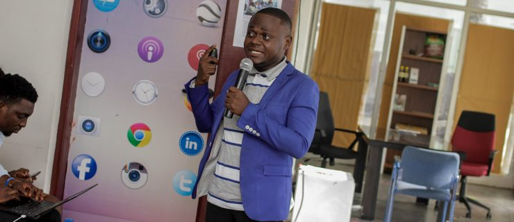 #Disrupters: Building An SHS Ranking System – Prosper Sosu's iSpace Story