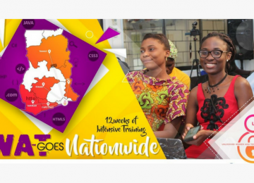Unlocking Women & Technology Goes Nationwide