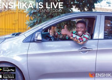 Ride Sharing Mania: Enshika, Online Taxi Booking Service, Launches In Ghana