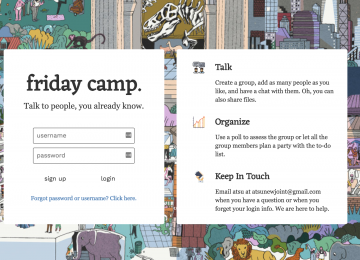 Friday Camp: A Mini Slack For Ghanaian Users?
