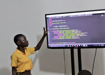 iSpace is Grooming Ghana's Next Generation of Developers & Designers Through Phoenix Kids