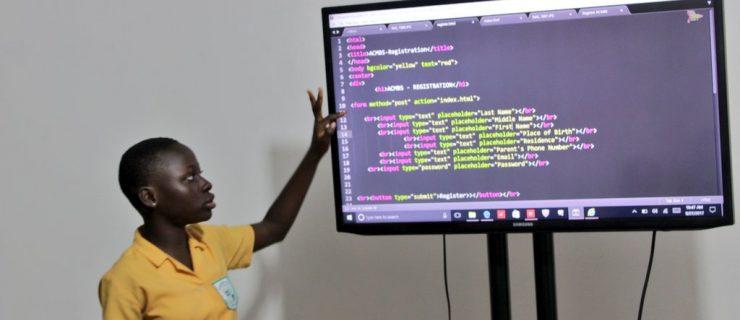 iSpace is Grooming Ghana's Next Generation of Developers & Designers Through Phoenix Kids
