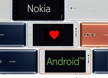 #IconicDuo is Nokia And Android Coming Together