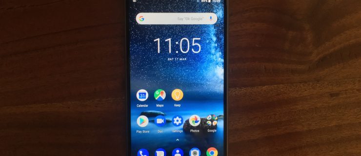 """""""Finn""""ishing Touch: Nokia 8 Review"""