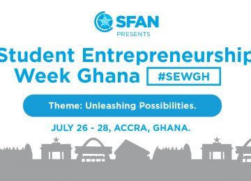 Student Entrepreneurship Week in Ghana Kicks Off On July 26 –  July 28 At British Council