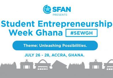 Student Entrepreneurship Week in Ghana Kicks Off On July 26 –  July 28 At British Council