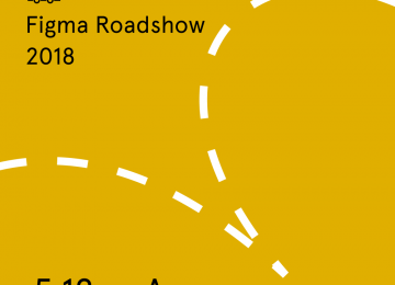 Figma, Global Design Community And Design Roadshow 2018