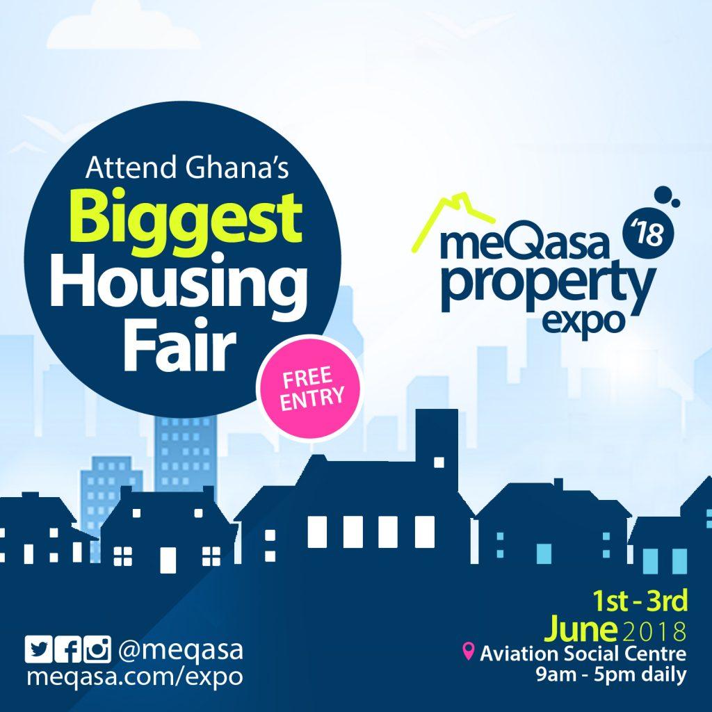 meQasa Property Expo 2018