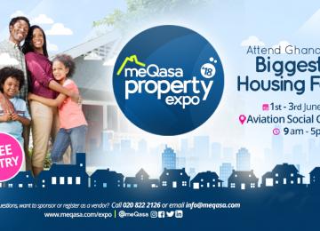meQasa Set to Host Ghana's Biggest Housing Fair