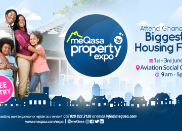 meQasa Set to Host Ghana's Biggest Housing Fair