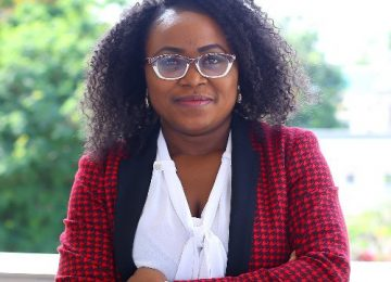Interview With Damilola Thompson,  Corporate and Commercial Lawyer At #SEWGH