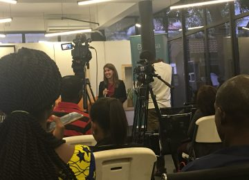 An Evening MeetUp With Elizabeth Rossiello, CEO Of BitPesa