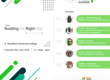 Event: ForLoop Ghana Meetup Event On June 30th